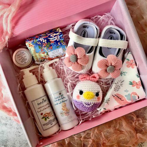 Joy Gift Set (for baby girl)