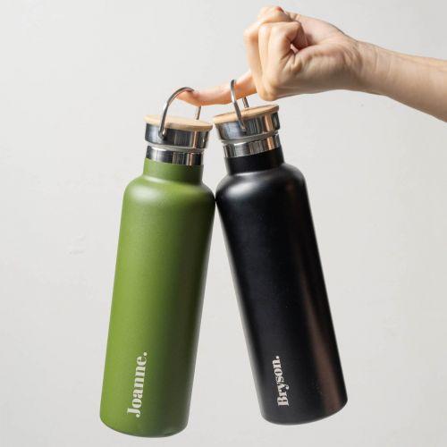 Personalized Double Walled Drink Bottle 750ml/1000ml