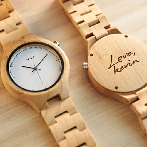Wooden Watches – Joven Maple