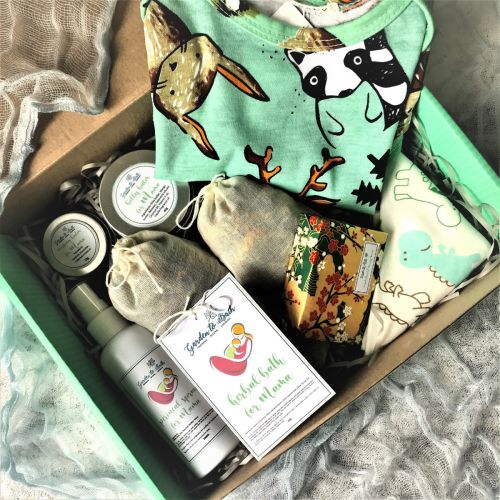 Post Natal Gift Set for Mommy & Baby