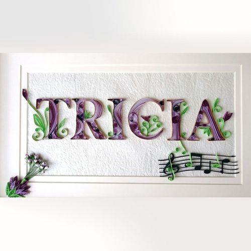 Customised Typography - Personalised Teen & Adults Named Gift