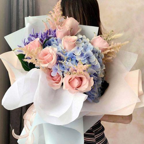Cinderella Beyoutee Flower Bouquet