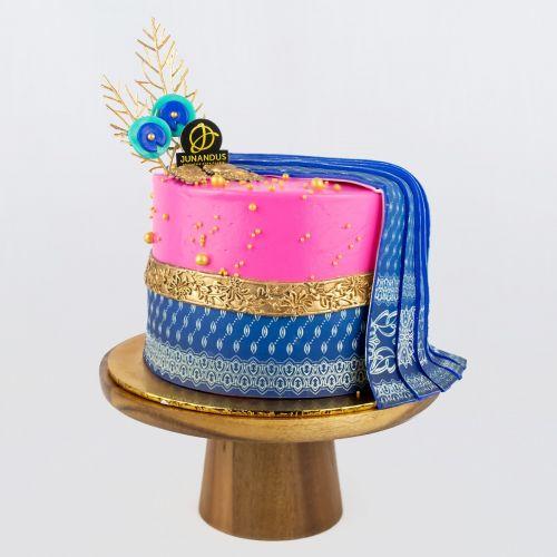 Sari Cake Designer - Merdeka 2021