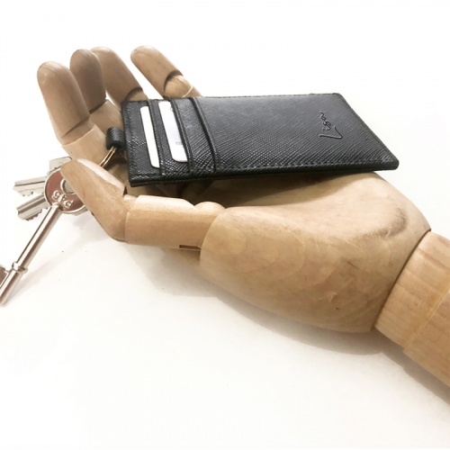 Personalised Leather ID Card Holder + Lanyard PROMO SET!
