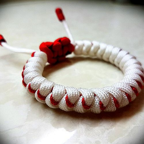 Personalized Casual Designed Snakeknot Paracord Bracelet (without buckle)
