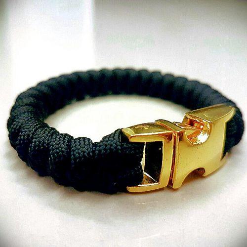 Personalized Casual Snakeknot Paracord Bracelet
