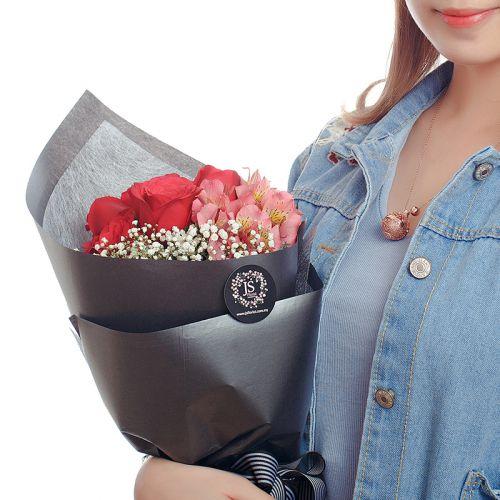 Sweet Posy Flower Bouquet