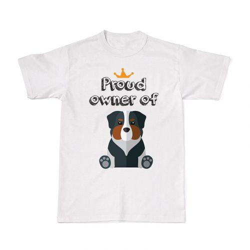 Proud Dog Owners Tee - Australian Shepherd