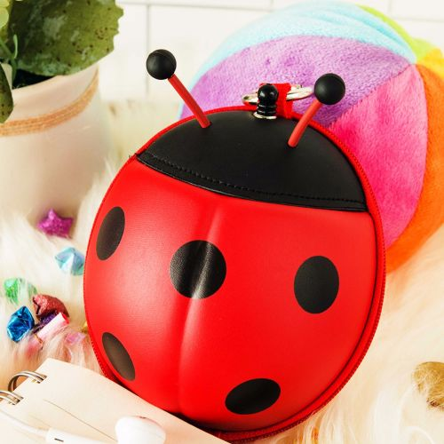 Qbag Ladybird Pouch for Kids