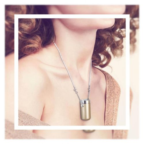 Personal Anion USB Smart Wearable Necklace Mini Ionizer Necklace Portable no Ozone Air Purifier with CE,ROHS,FCC,H1N1