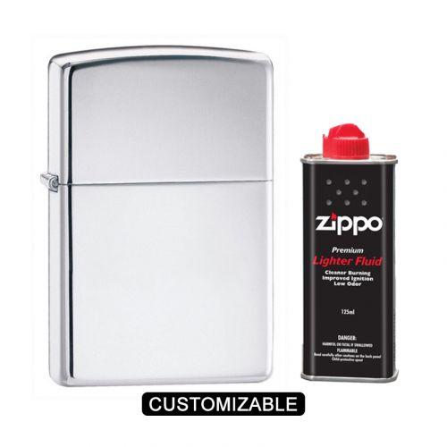 Zippo 167 Armor Case Lighter