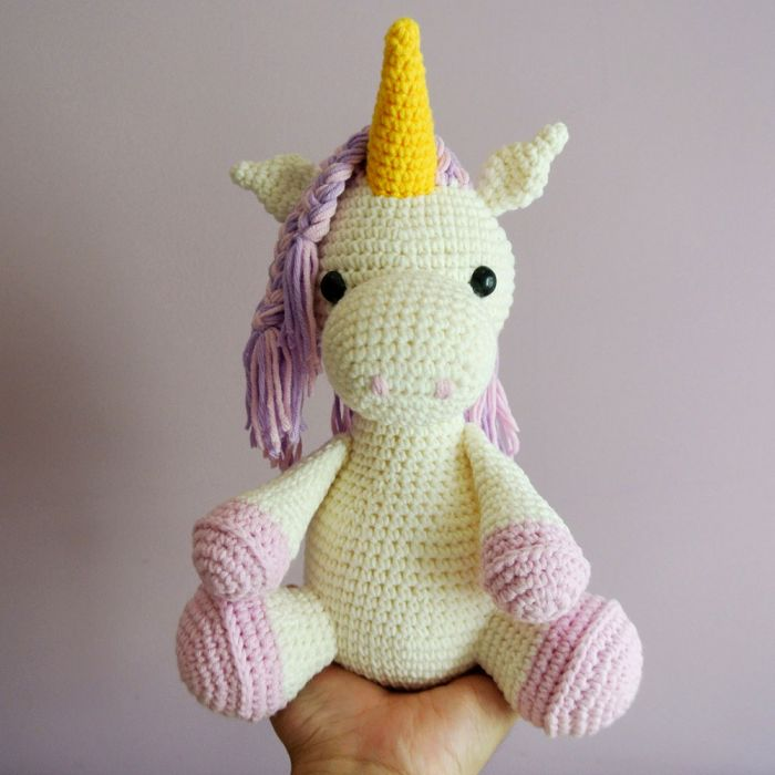 amigurumi unicorn keychain – FREE AMİGURUMİ CROCHET | 700x700