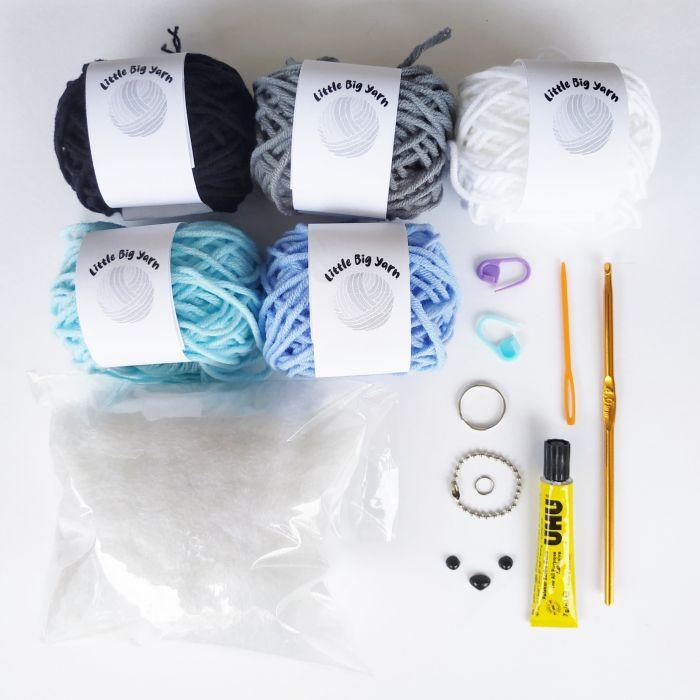Potato The Dog Amigurumi Pattern & Kit (Beginner) | Home Decor ... | 700x700