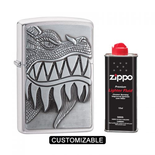 Zippo 28969 Firebreathing Dragon Lighter