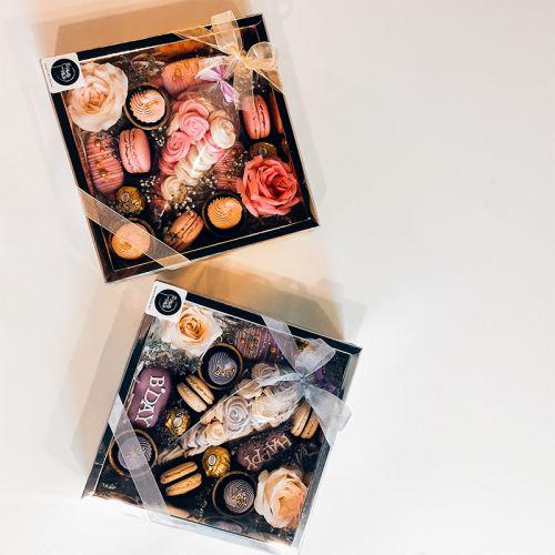 Personalized Dessert Gift Box