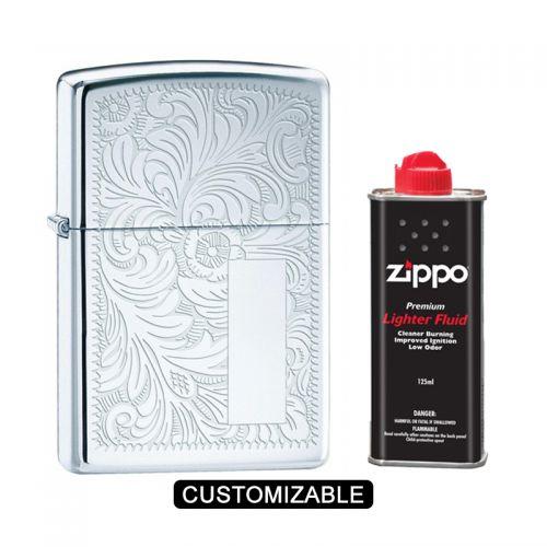 Zippo 352 Venetian Lighter