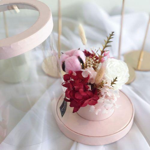 Valentine 2020 - LVFB 004 Everlasting Blooms