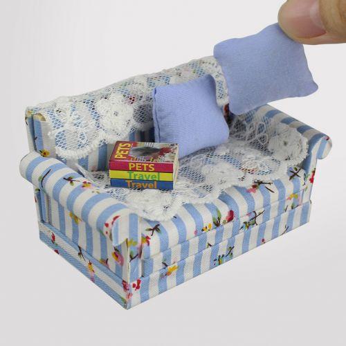 1504- Two-seat Sofa