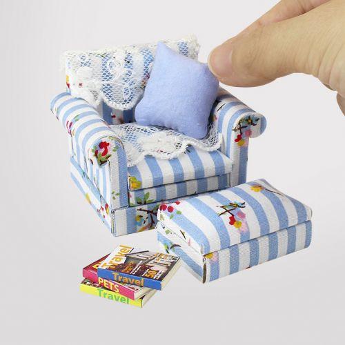 1505- One-seat Sofa