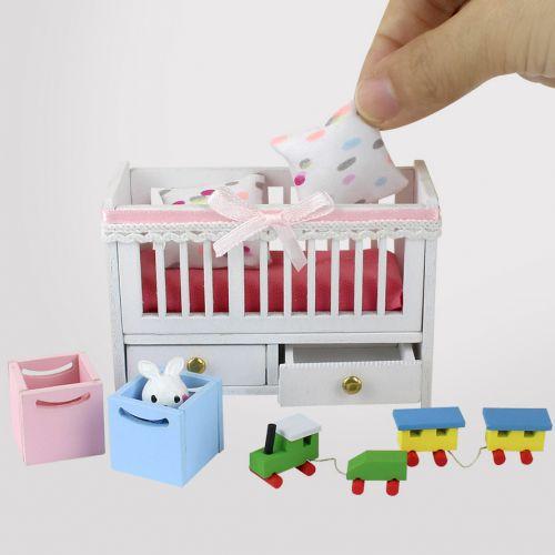 1506- Baby Cot Set