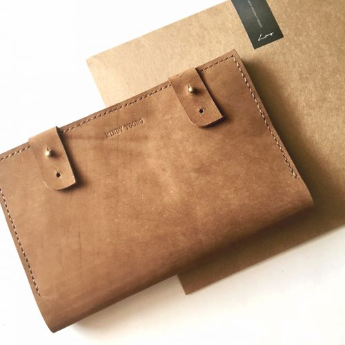 Personalised  Leather Essential A5 Organizer