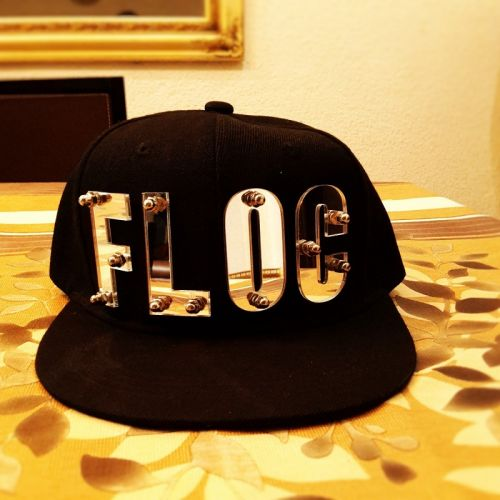 Name on Snapback Cap Flat ( Adult)