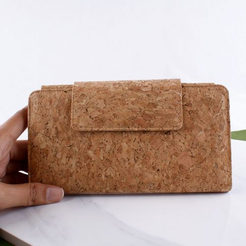 Personalised Cork Purse - MMP018