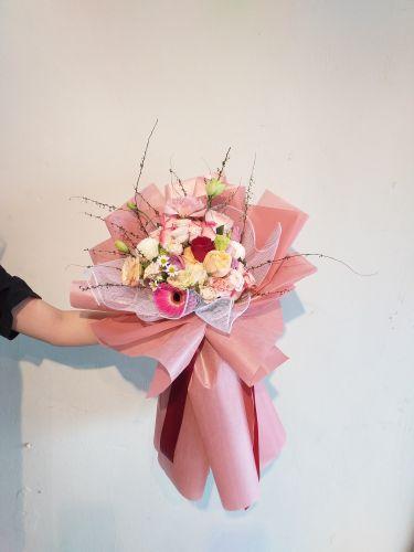 Luce delle rose mix stile coreano