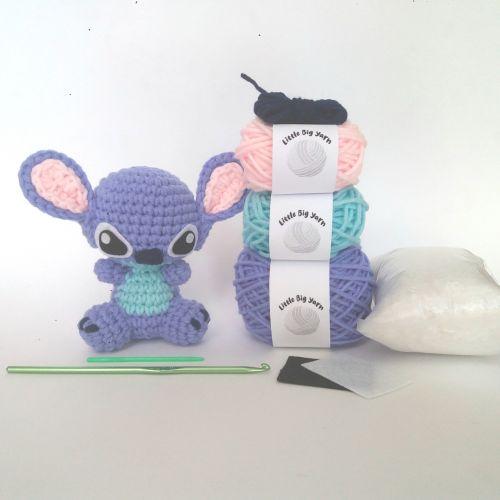Crochet Kit: Stitch