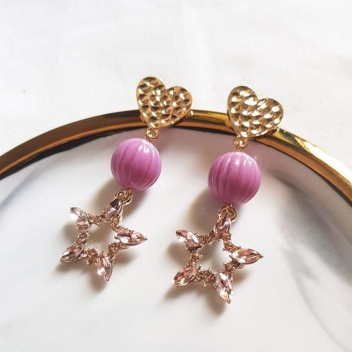 Sweet Heart Earring