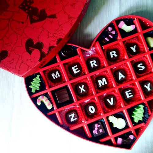 Taste of Christmas Chocolate Gift Box