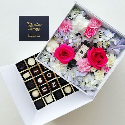Mother's Day Jo Malone Floral & Chocolate Gift Set