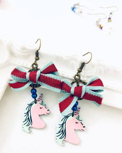 Unicorn Magical Earrings