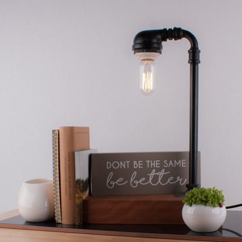Telephone Table Lamp