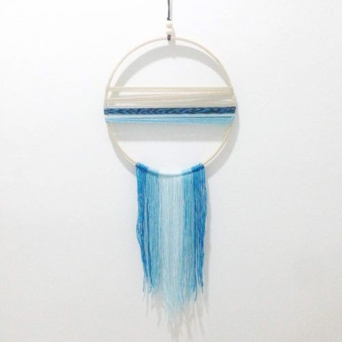 Handmade Modern Dream Catcher
