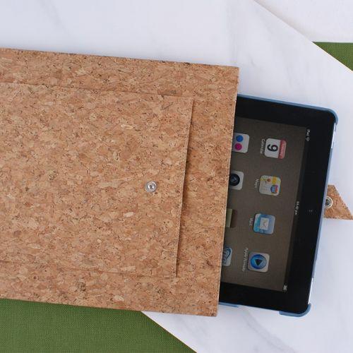 Personalised Cork Folder - MMIF001
