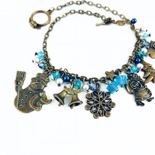 Chritsmassy Winter Bracelet