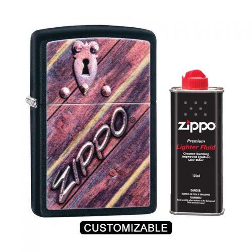 Zippo 29986 Lock Design Lighter