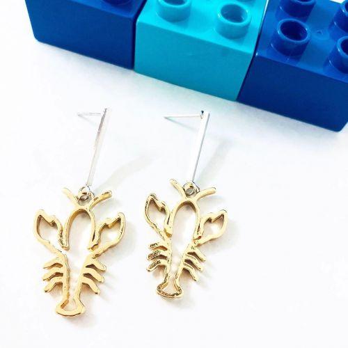 Crustacean Earrings