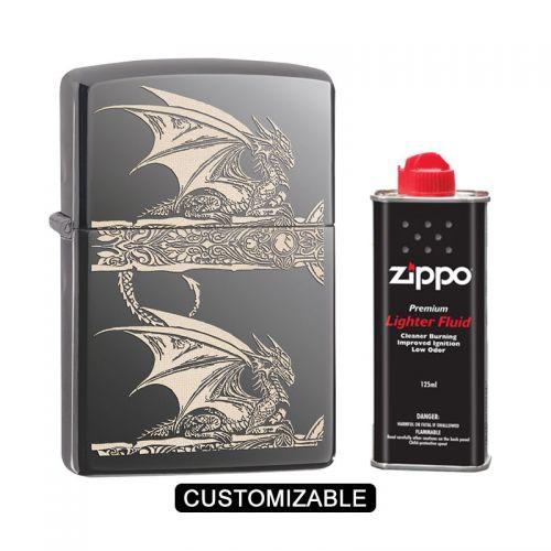 Zippo 28961 Anne Stokes Gothic Lighter