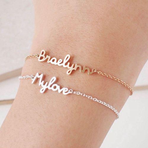 Customised Name Bracelet