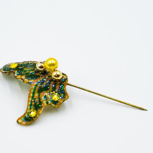 Batik Pin Series