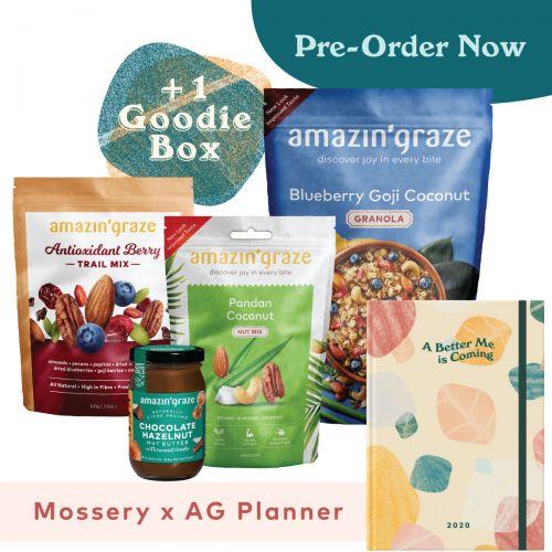 Amazin' Graze Snack Bundle + Free Gift + Goodie Box (Start Right Bundle)
