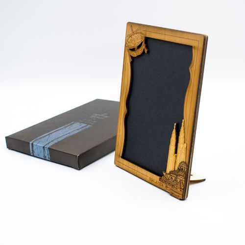 4R Decorative Multi Layered Plywood Photo Frame