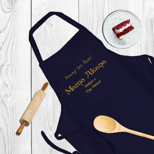 Mother's Day Apron - Ready, Set, Bake!