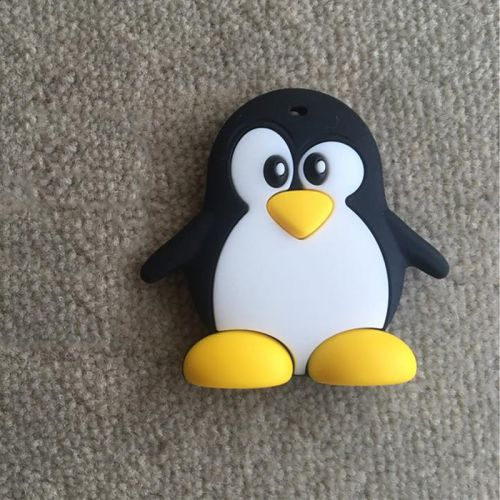 Penguin Teething Toy
