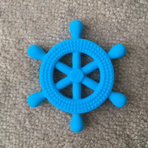 Ship Wheel Teething Toy