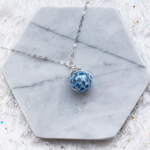 Baby's Breath Series Necklace