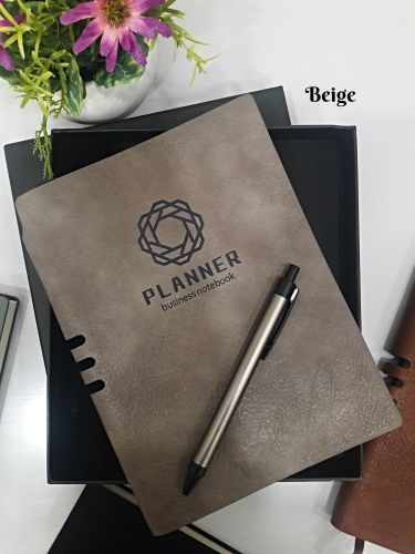 Business Notebook Planner