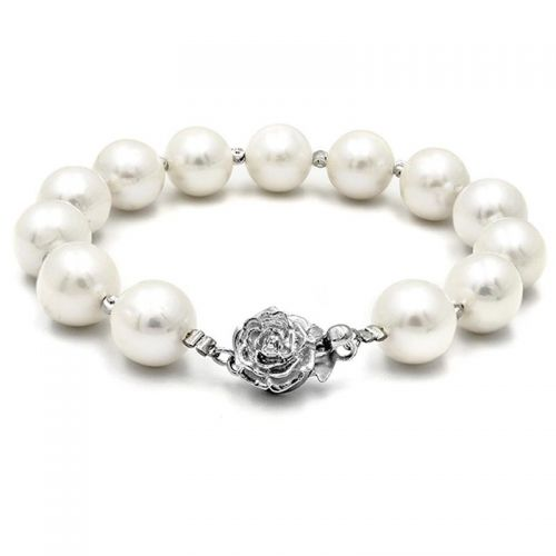 Kelvin Gems Classic Casablanca Fresh Water Pearl Bracelet